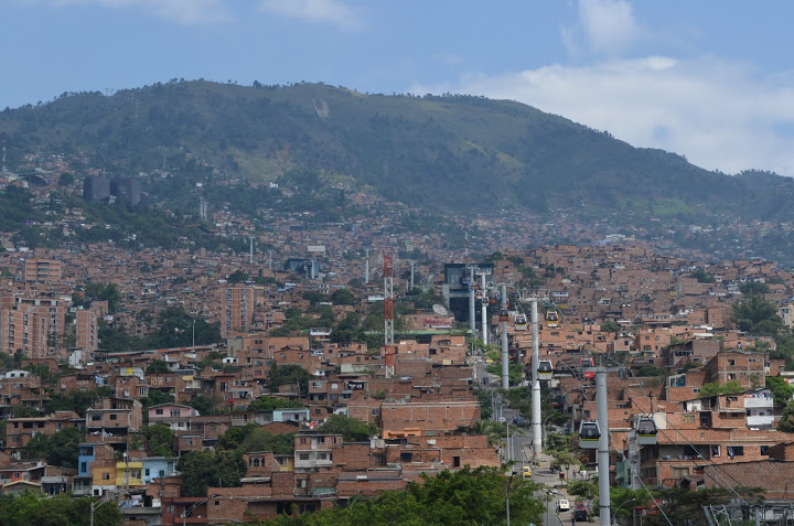 Colombia - Medellin - Arvi Cable Car