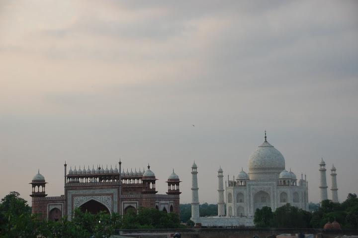 India - Agra - Taj Mahal 5