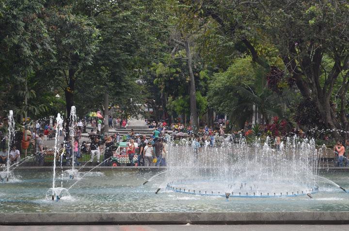 Colombia - Medellin - Bolivar Square