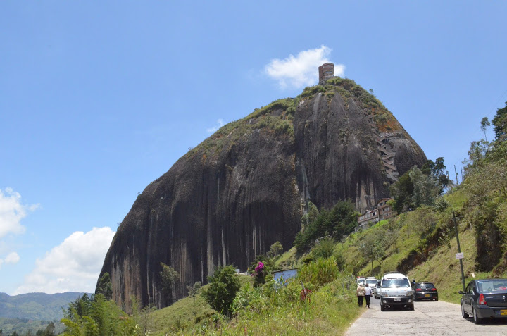 Colombia - Guatape - The Rock