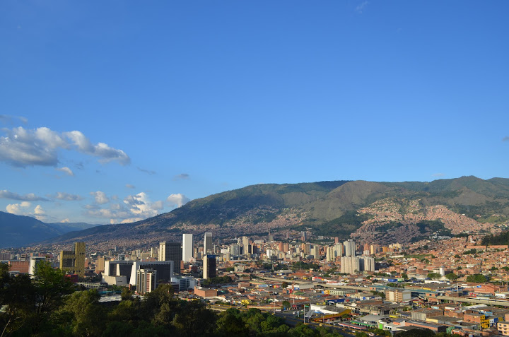 Colombia - Medellin - Skyline 2