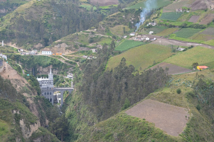 Colombia - Ipiales - Viewpoint