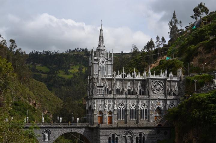 Colombia - Ipiales - Las Lajas 1