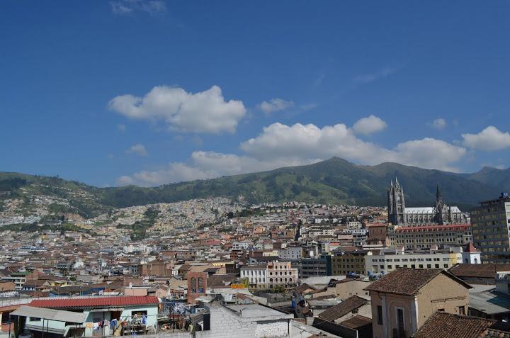 Ecuador - Quito - Skyline 3