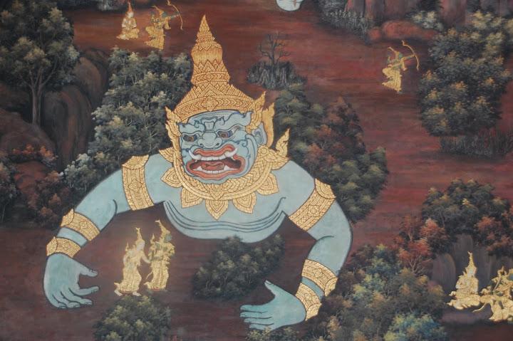 Thailand - Bangkok - Royal Grand Palace 2