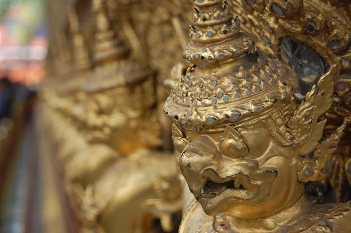 Thailand - Bangkok - Royal Grand Palace 1