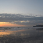 Thru the Lens: Sunset in Canoa