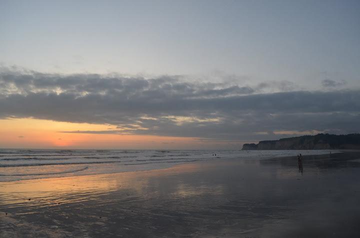 Ecuador - Canoa - Sunset 3