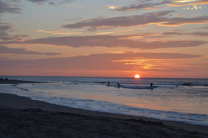 Peru - Mancora - Sunset 2