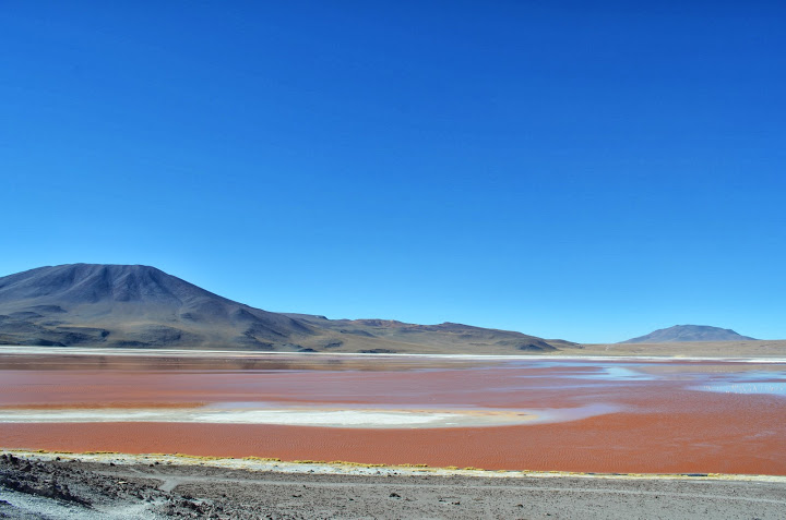 Lago Colorada aka the Red Lake