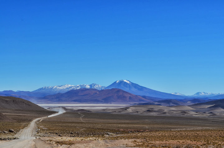 Near the Chilean Border