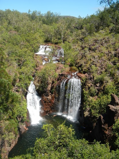 Australia - Litchfield - Waterfalls