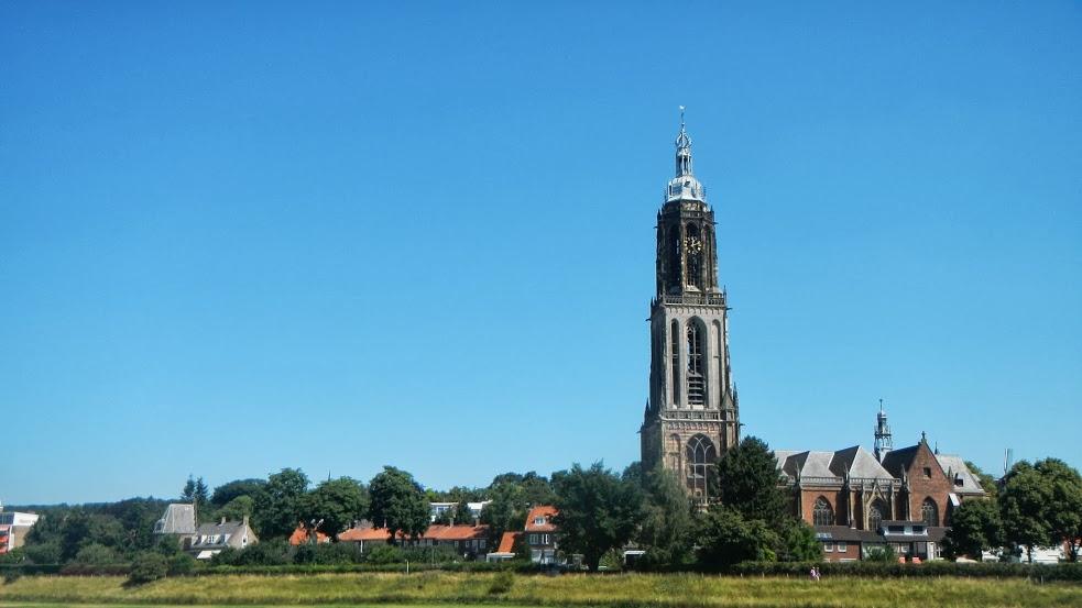 Netherlands - Utrecht to Nijmegen - Rhenen