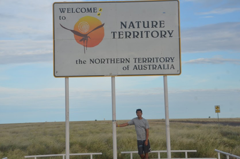 Welcome to the Northern Territory!