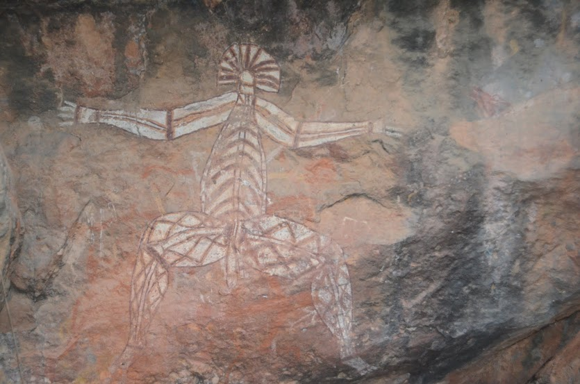 Australia - Kakadu - Nourlangie Rock