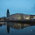 Reflecting in Gothenburg