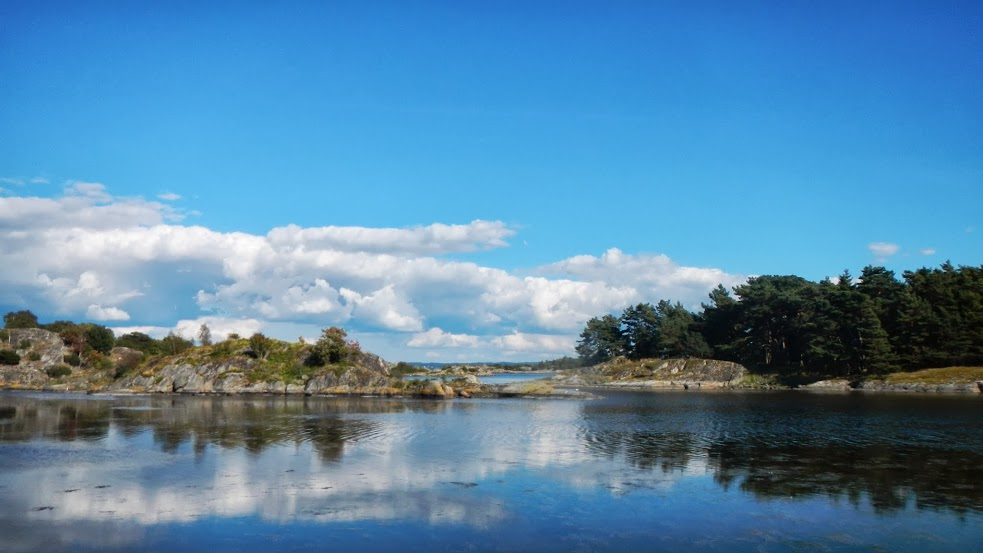 A quiet spot in the archipelago