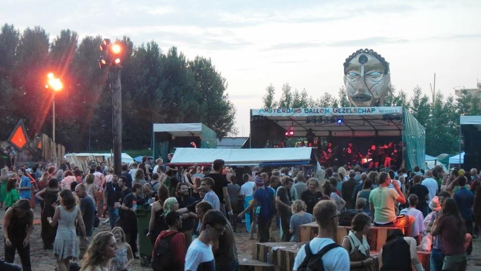 Netherlands - Amsterdam - Festival