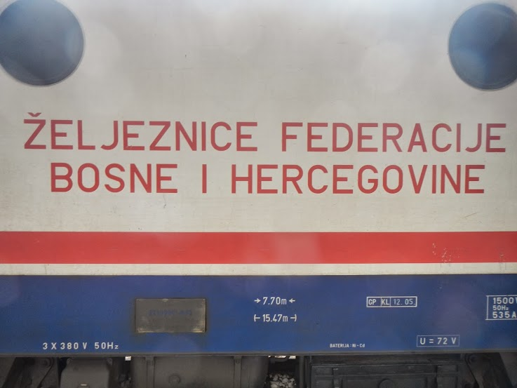 The official train of the federation.