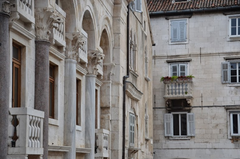 Croatia - Split - Old City