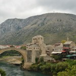 Taking the Jump in Mostar