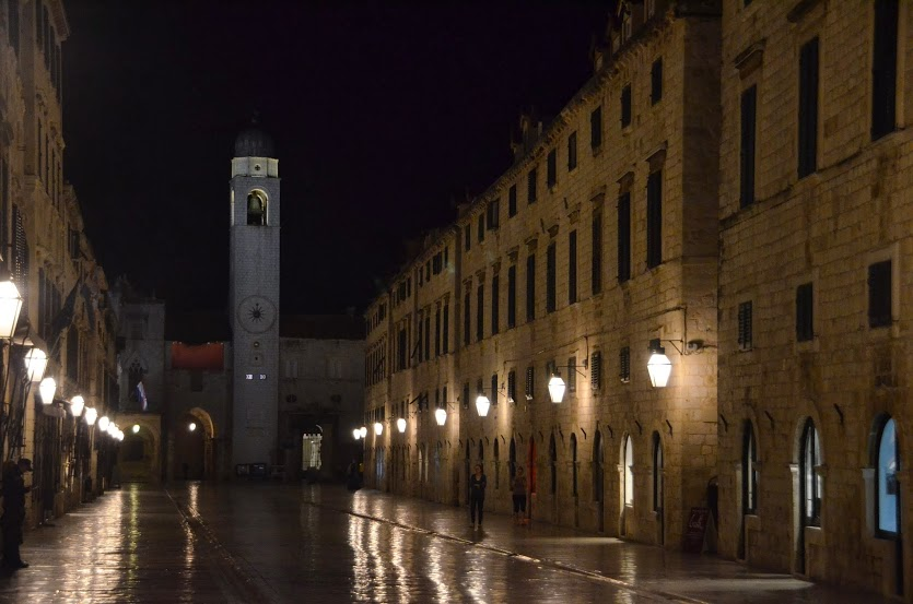 Dubrovnik is much easier to enjoy without the hordes of tourists.