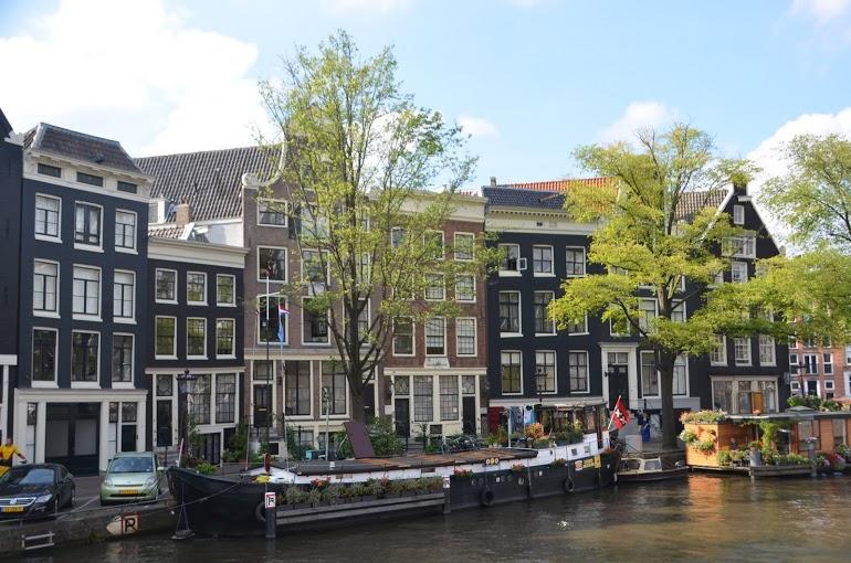 Netherlands - Amsterdam - Houseboats