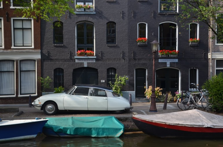 Netherlands - Amsterdam - Classic Car