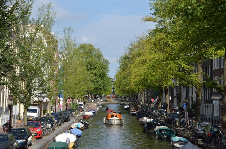 Netherlands - Amsterdam - Canal