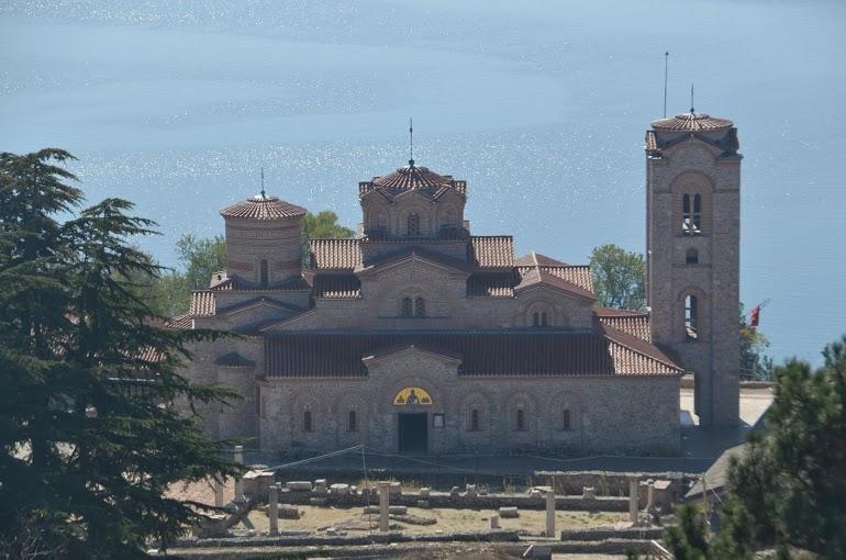 St Panteleimon Monastery
