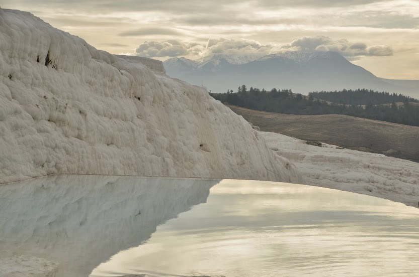 Turkey - Pamukkale - Travertines
