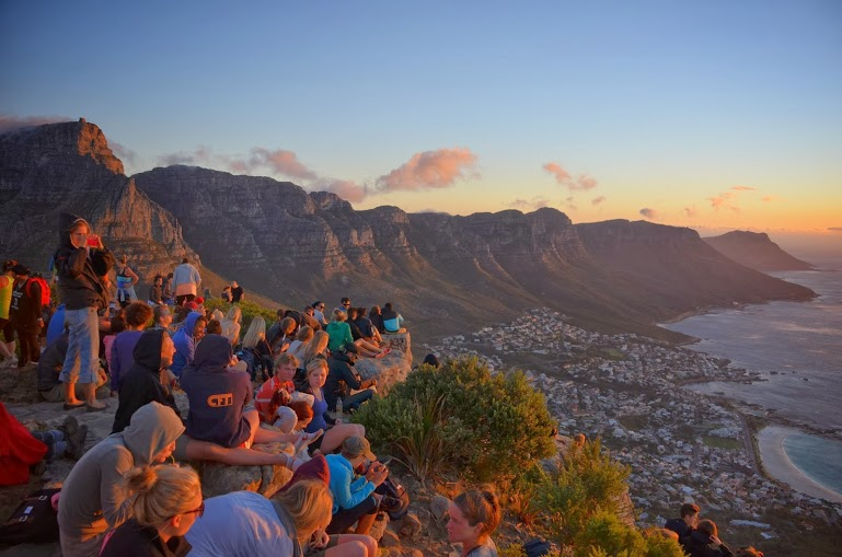 Africa - South Africa - Lion's Head