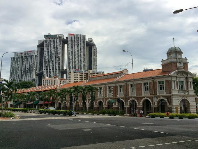 Singapore - Tanjong Pagar