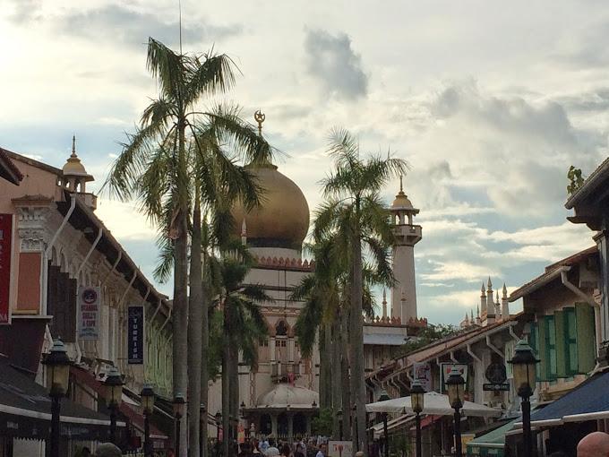 Singapore - Arab Street