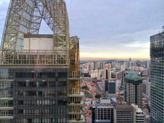 Singapore - Sunrise