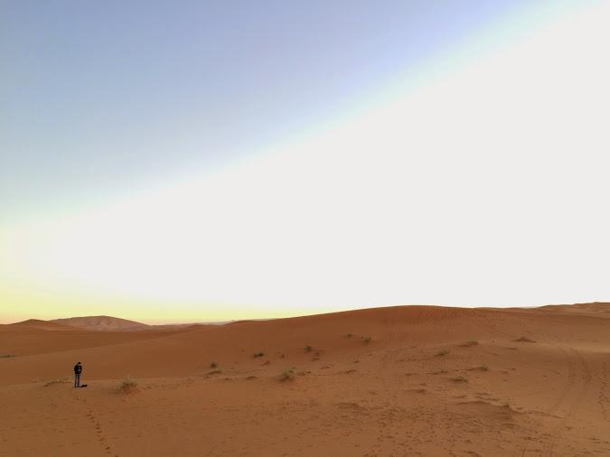 Morocco - Merzouga - Sahara Desert