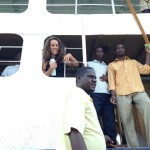 Cross Lake Malawi on the Ilala Ferry